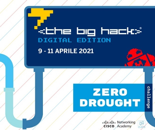 "The Big Hack 2021: la ""sfida dell'acqua"" e' la proposta CISCO"