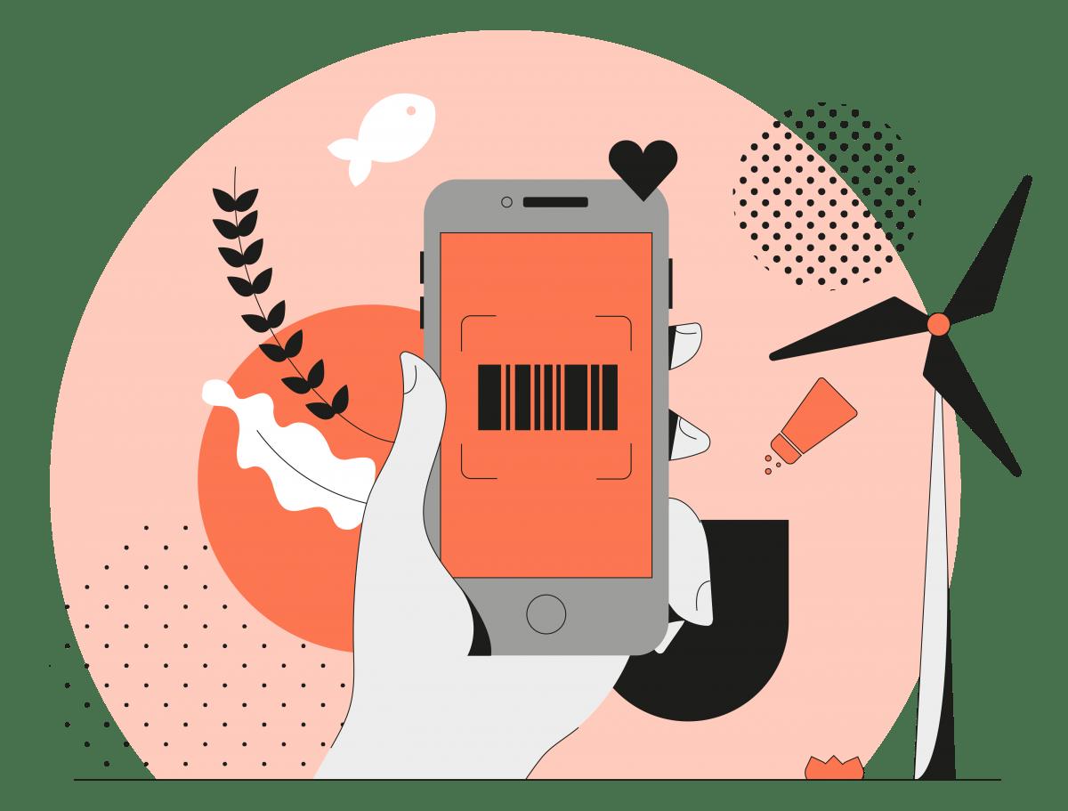 Arriva Setai, la app che rende più sostenibile la spesa
