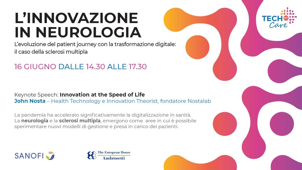 """""""Innovazione alla velocità della luce"""" con John Nosta"""