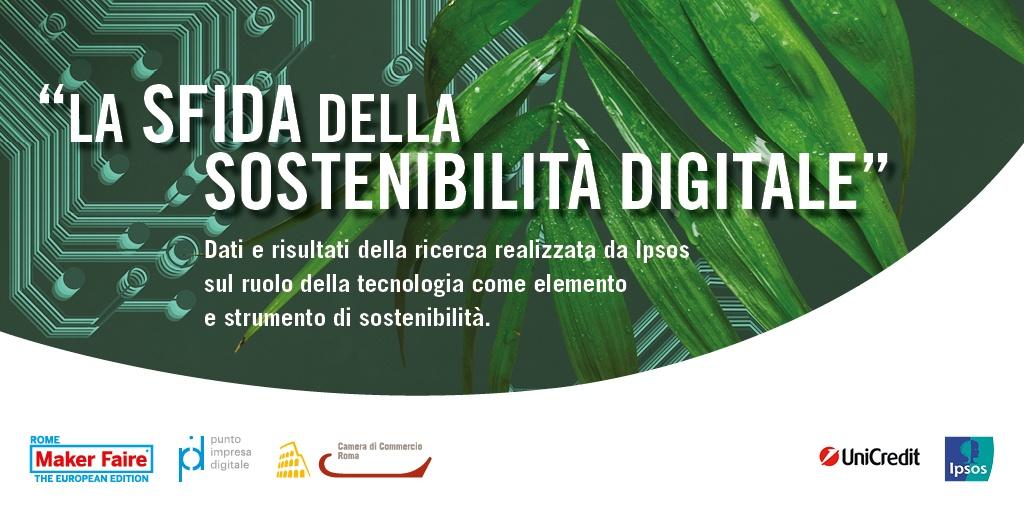 """""""La Sfida della Sostenibilità Digitale"""": online l'abstract della Ricerca"""