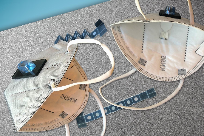 Nuove mascherine ad alta tecnologia per la lotta alle varianti