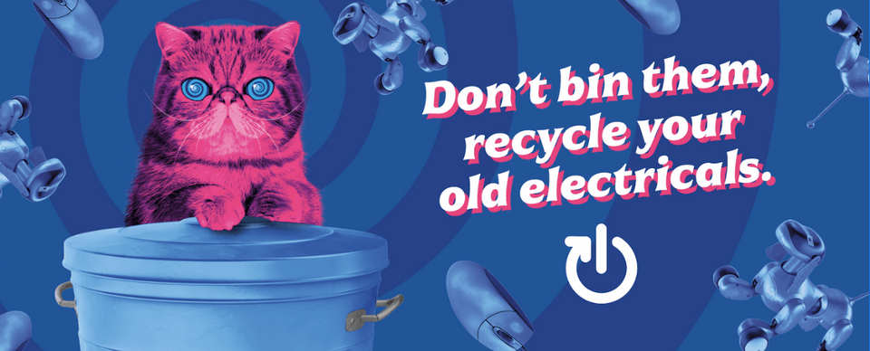 """""""Recycle Your Electricals"""": donare una seconda vita agli oggetti elettronici si può!"""