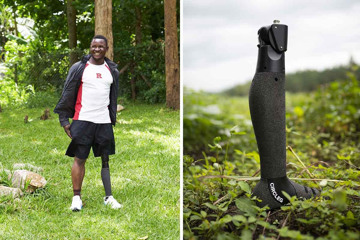 Economia circolare: si chiama Project Circleg la startup che trasforma la plastica in protesi innovative low cost!